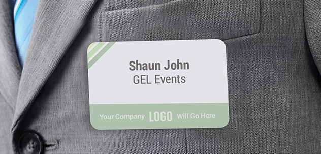 On-Site Event Name Badge Printing